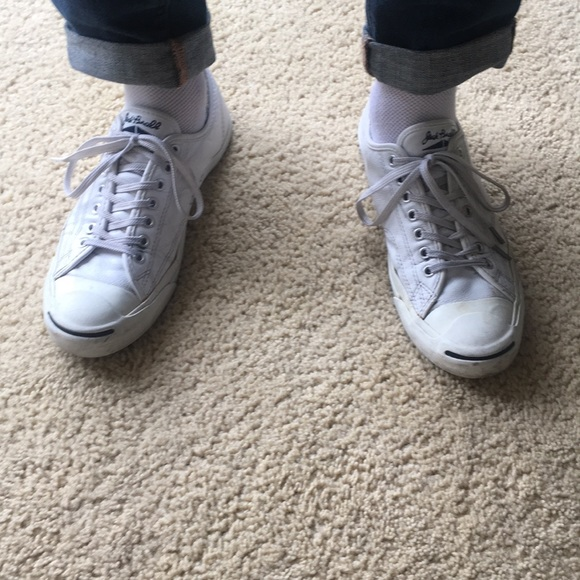098b4cebdbde Converse Other - Jack Purcell white mens shoes- Converse